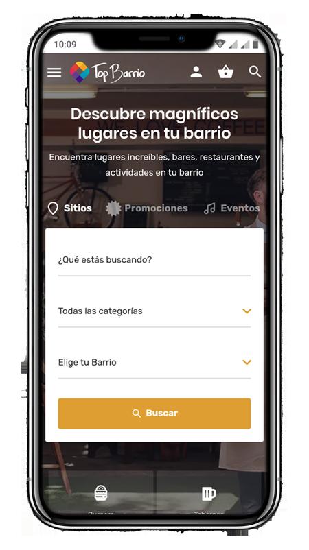 App Top Barrio